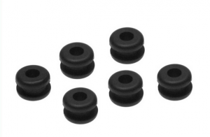 5 advantages of rubber grommets for wiring protection rh heyco com wiring grommets rubber with sleeves boat wiring grommets rubber