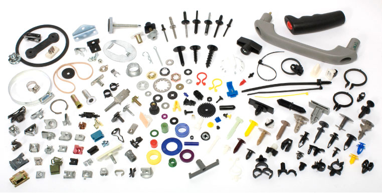 The Common Uses For Plastic Fasteners