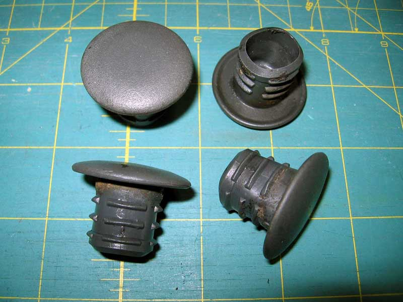 Hole Plugs To Seal And To Conceal